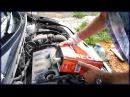 Как заменить масло в двигателе если нет гаража или эстакады