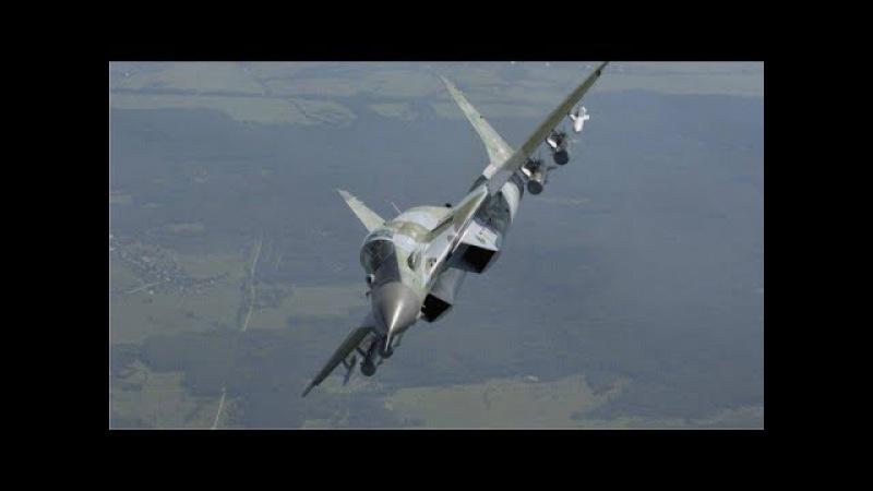 МиГ 29СМТ - возвращение из Сирии