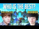 BoxBox VS Bánh Bao Chiên Who is the best Riven Riven Montage League of Legends LOLPlayVN