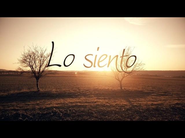 BERET - LO SIENTO [VIDEOLYRICS OFICIAL/ LETRA]