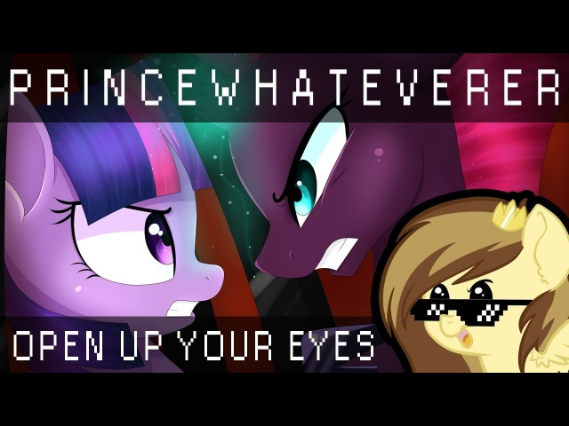 PrinceWhateverer JycRow - Open Up Your Eyes (Cover Ft. Sable Symphony MantaTsubasa)