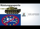 EU-Diktatur, Rüstungsexporte, Messer-Fiktion, Obdachlose, Sex-Erlaubnis