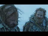 Tormund &amp The Hound Talk About Gingers, Dick &amp Brienne (Funny Scene)  Game of Thrones 7x06