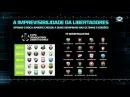 Libertadores x Champions League Raio FOX mostra porque torneio sul americano é mais imprevisível