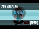 CAN'T SLEEP LOVE [meme] (Знакомьтесь, Боб / Meet Bob) (GIFT) (HAPPY VALENTINE'S DAY!!)