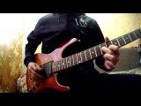 King of the Kill - Annihilator - guitar solo improvisation