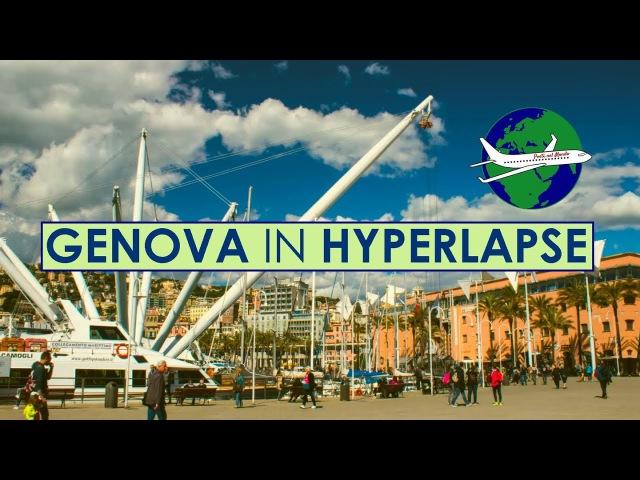 Hyperlapse in GENOVA