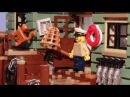 Antons Cat Adventures - LEGO Ideas - Old Fishing Store Stop Motion