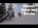 Фрирайд в Буковеле   Freeride In Bukovel