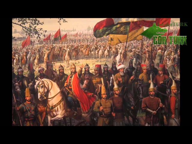 OTTOMAN ARMY - WAR MUSIC/ Ceddin Deden ( WITH English Subs)