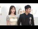 1 |180110 Lee Sung Kyung Lee Seung Gi - Golden Disc Awards MCs @TheStar