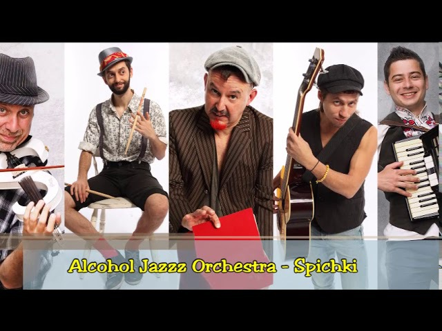 Alcohol Jazzz Orchestra - Spichki (LP version, russian)