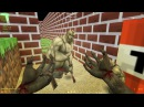 Counter-Strike: Zombie Escape Mod - ze_Minecraft_Runners_pg on Progaming