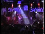 Слот feat Ульяна Елина на разогреве Samael 28.04.05