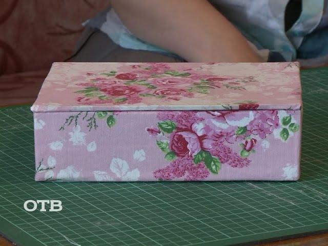 Картонаж искусство оформлять коробки