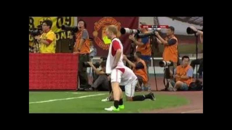 【Full version】Shanghai Shenhua vs Manchester United 0:1申花vs曼联比赛完整版