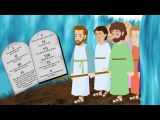 Moses and the 10 Commandments for Kids - Bible Animated Movie - Holy Tales Bible Stories for Kids