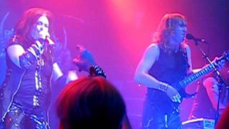 Battle Beast - The Band Of The Hawk - Tavastia, Helsinki, Finland 17.8.2011