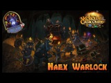 Hearthstone - Naex as a Warlock - Kobolds &amp Catacombs Expansion (8 Bosses)