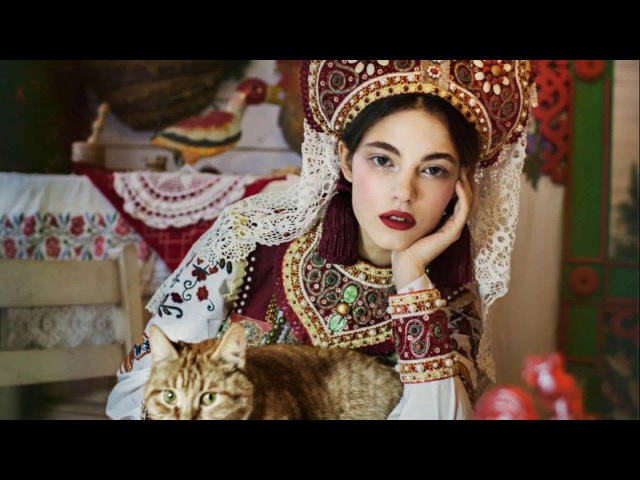 Баба Яга - Ой,то не вечер (russian folk song)