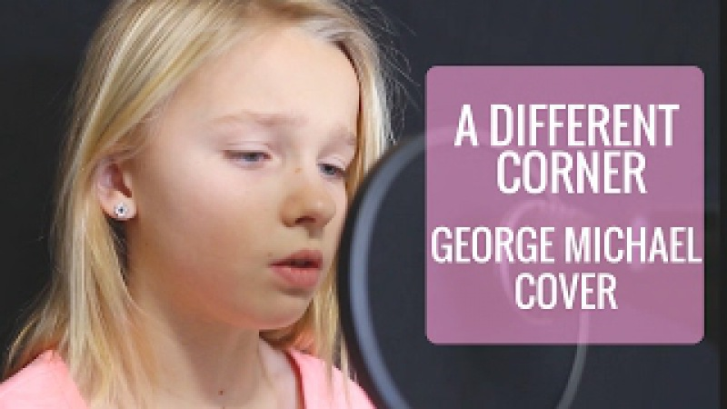 A Different Corner (George Michael cover) by 11 Year Old Jadyn Rylee | Kidz Sparkle