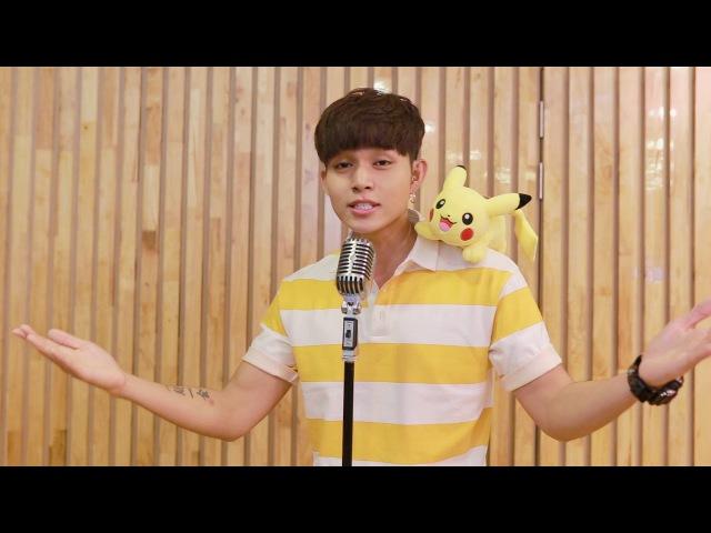 [OST - POKÉMON THE MOVIE TỚ CHỌN CẬU] Best Friend - Hoàng Yến Chibi Jun Phạm (Việt Nam)
