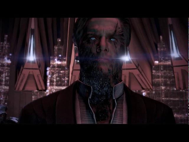 Mass Effect 3 Самоубийство Призрака