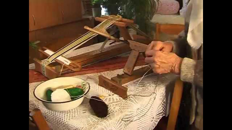 Audimas - vienas seniausių amatų