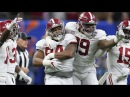 4 Alabama vs 1 Clemson | 2018 Sugar Bowl Game Highlights
