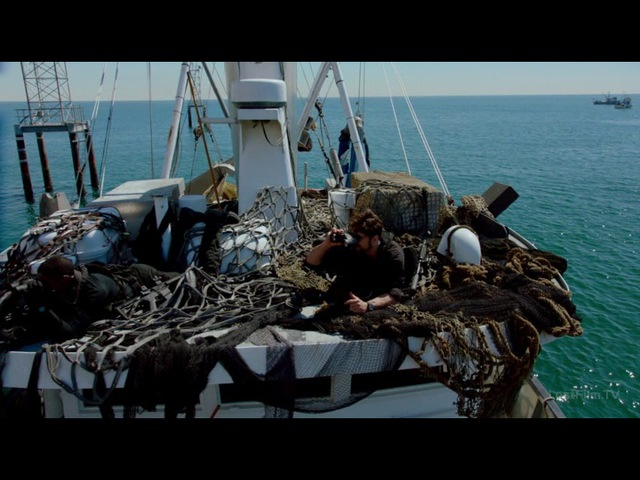 Сериал Последний корабль 4 сезон 9 серия