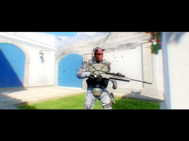Warface Frag Movie: One shot. One kills(AX 308 vs Steyr Scout)