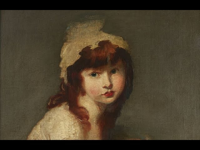 A Rediscovered Portrait Study by Sir Thomas Lawrence P.R.A.