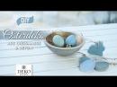 DIY hübsche Osterdeko schnell einfach gießen How to Deko Kitchen