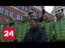 Российские детдомовцы побывали в гостях у Арсенала