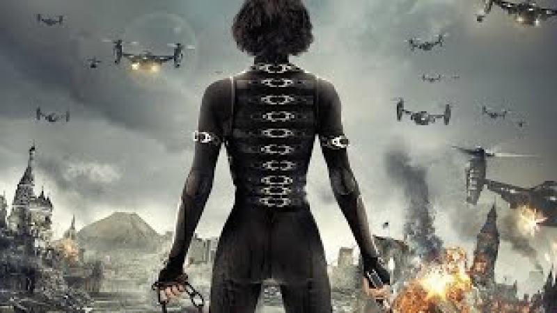 Лучшая сцена из Обитель зла Возмездие Resident Evil 5