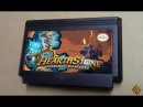 If Hearthstone were made on a retro console