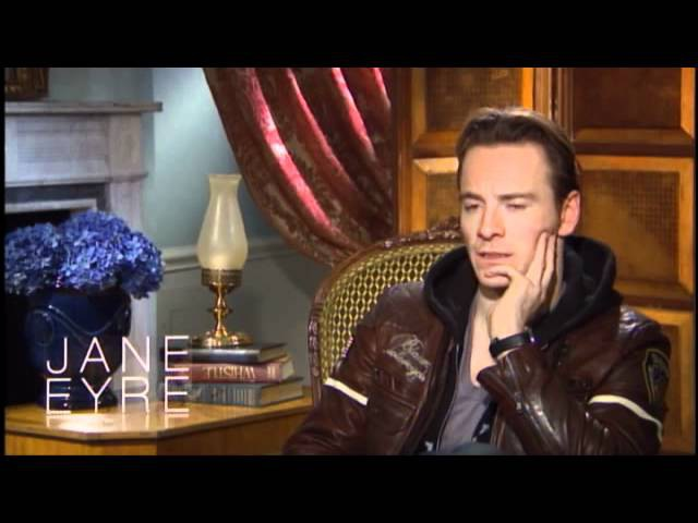 Jane Eyre Generic Interview with Michael Fassbender