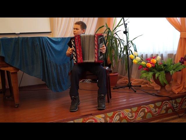 Смирнов Иван - Б. Самойленко «Маленький велосипедист» Р. Бажилин «Вальс» из спе ...