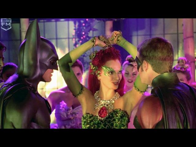 Poison Ivy dances at party | Batman Robin