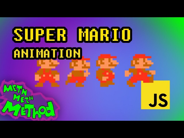 Code Super Mario in JS (Ep 7) - Animation