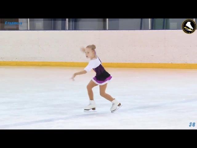 Дарья Бодрова - ダリアボドローバ - Daria Bodrova (2009) - Кубок города Москвы - Зима 2018