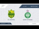 AFL17. France. Ligue 1. Day 16. FC Nantes - Saint Etienne