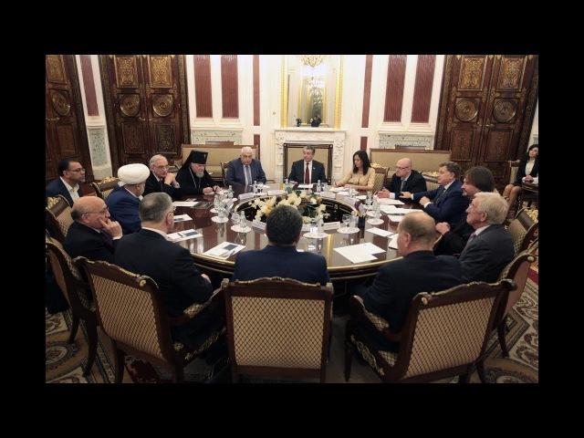 Вячеслав Макаров встретился с Чрезвычайным и Полномочным послом Азербайджанской Республики в России
