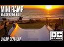 Cliffside Mini Ramp in Laguna Beach