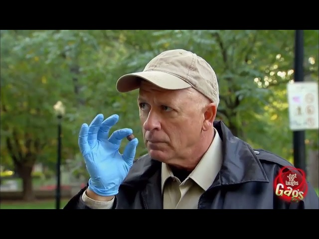 Best of Just for Laughs Gags 2018: Deer Poop Pranks