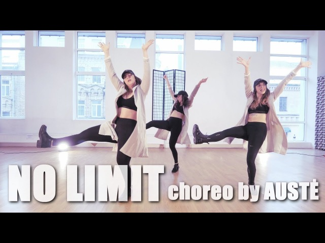 No Limit - G-Eazy ft. A$AP Rocky, Cardi B | choreo by Auste