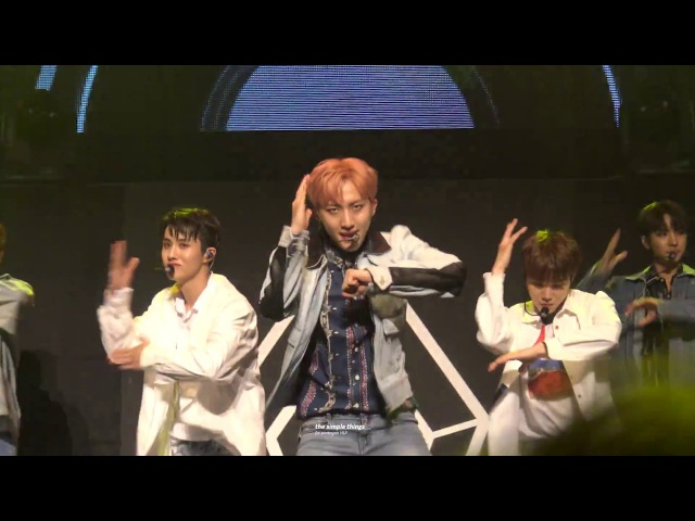 170803 Tentastic live concert in OSAKA ENGINE FOCUS. 후이 (PENTAGON HUI)
