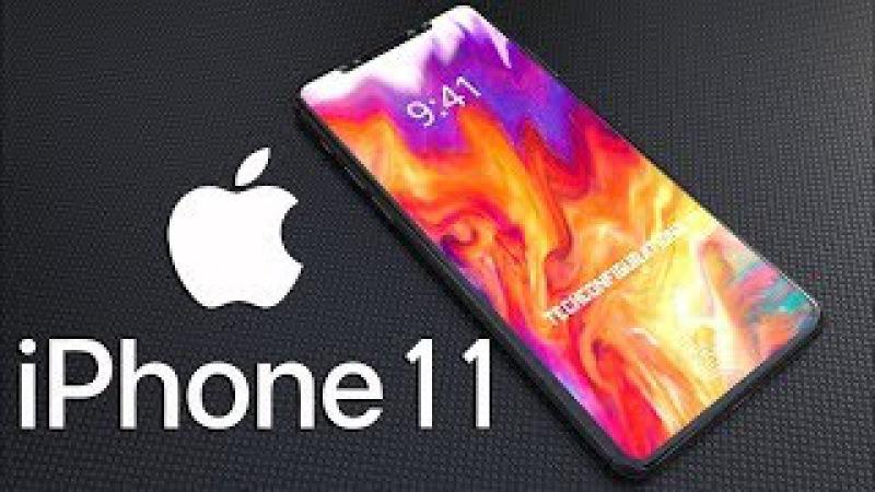 Новый iPhone 11 | Обзор | Характеристики | Крутой дизайн Айфон XI 2018