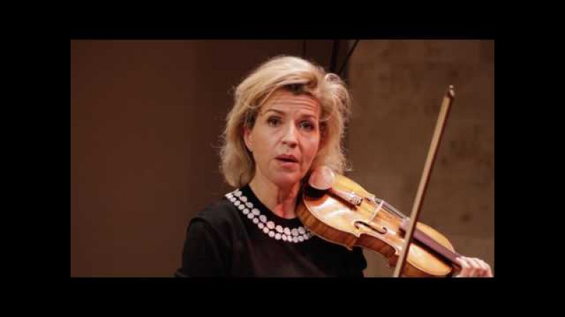Anne-Sophie Mutter Performs Tchaikovsky and Arthur Benjamin [Strings Session]
