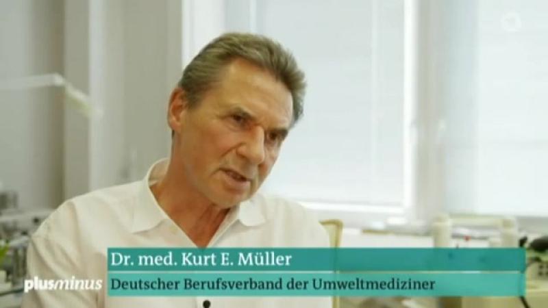 ARD Plusminus- Pestizid Cocktails - Fast kein Obst und Gemüse ohne Chemie!